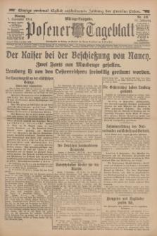Posener Tageblatt. Jg.53, Nr. 418 (7 September 1914)