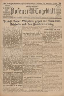 Posener Tageblatt. Jg.53, Nr. 422 (9 September 1914)