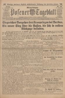 Posener Tageblatt. Jg.53, Nr. 426 (11 September 1914)