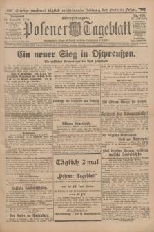Posener Tageblatt. Jg.53, Nr. 428 (12 September 1914)