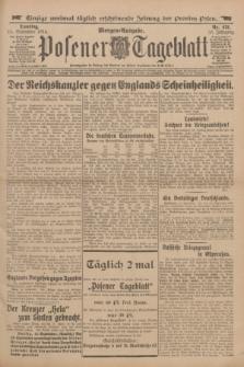 Posener Tageblatt. Jg.53, Nr. 431 (15 September 1914) + dod.
