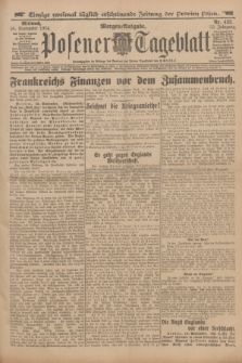 Posener Tageblatt. Jg.53, Nr. 433 (16 September 1914) + dod.