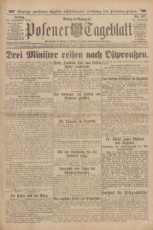 Posener Tageblatt. Jg.53, Nr. 437 (18 September 1914) + dod.