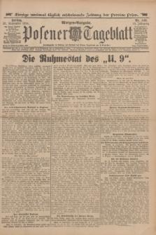 Posener Tageblatt. Jg.53, Nr. 449 (25 September 1914) + dod.