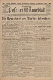 Posener Tageblatt. Jg.53, Nr. 454 (28 September 1914)