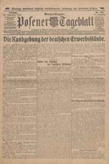 Posener Tageblatt. Jg.53, Nr. 455 (29 September 1914) + dod.