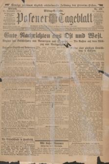 Posener Tageblatt. Jg.53, Nr. 458 (30 September 1914)