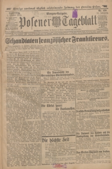 Posener Tageblatt. Jg.53, Nr. 459 (1 Oktober 1914) + dod.
