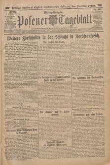 Posener Tageblatt. Jg.53, Nr. 462 (2 Oktober 1914)