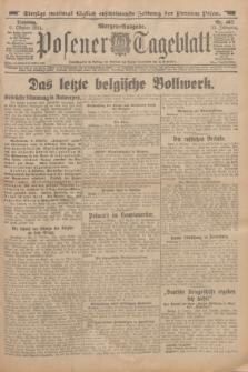 Posener Tageblatt. Jg.53, Nr. 467 (6 Oktober 1914) + dod.