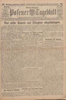 Posener Tageblatt. Jg.53, Nr. 469 (7 Oktober 1914) + dod.
