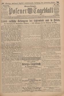 Posener Tageblatt. Jg.53, Nr. 483 (15 Oktober 1914) + dod.