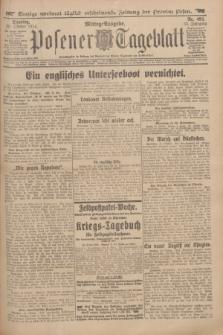 Posener Tageblatt. Jg.53, Nr. 492 (20 Oktober 1914)