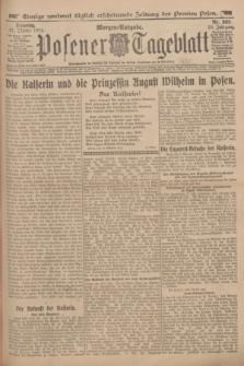 Posener Tageblatt. Jg.53, Nr. 503 (27 Oktober 1914) + dod.