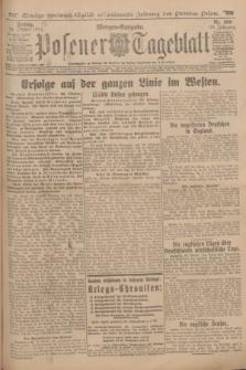 Posener Tageblatt. Jg.53, Nr. 509 (30 Oktober 1914) + dod.