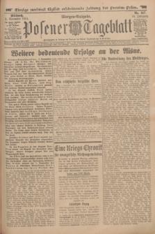 Posener Tageblatt. Jg.53, Nr. 517 (4 November 1914) + dod.