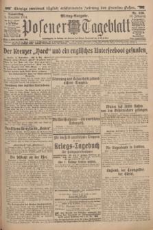 Posener Tageblatt. Jg.53, Nr. 520 (5 November 1914)