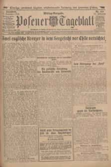 Posener Tageblatt. Jg.53, Nr. 524 (7 November 1914)