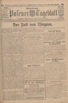 Posener Tageblatt. Jg.53, Nr. 526 (9 November 1914)