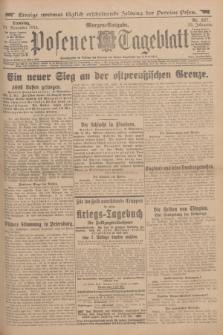 Posener Tageblatt. Jg.53, Nr. 527 (10 November 1914) + dod.