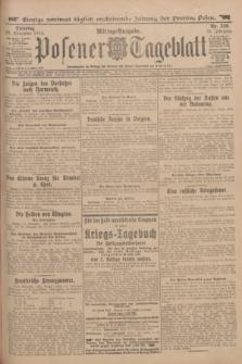 Posener Tageblatt. Jg.53, Nr. 528 (10 November 1914)