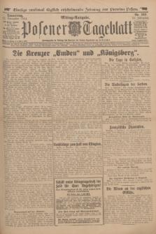 Posener Tageblatt. Jg.53, Nr. 532 (12 November 1914)