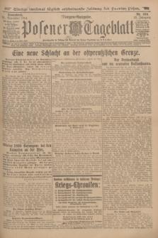 Posener Tageblatt. Jg.53, Nr. 535 (14 November 1914) + dod.