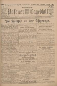 Posener Tageblatt. Jg.53, Nr. 537 (15 November 1914) + dod.