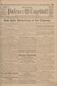 Posener Tageblatt. Jg.53, Nr. 538 (16 November 1914)