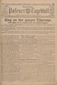 Posener Tageblatt. Jg.53, Nr. 539 (17 November 1914) + dod.