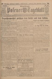 Posener Tageblatt. Jg.53, Nr. 540 (17 November 1914)