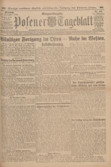 Posener Tageblatt. Jg.53, Nr. 541 (18 November 1914) + dod.