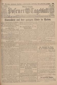 Posener Tageblatt. Jg.53, Nr. 548 (23 November 1914)