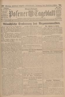 Posener Tageblatt. Jg.53, Nr. 549 (24 November 1914) + dod.