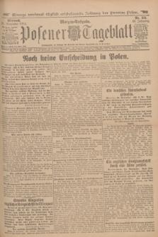 Posener Tageblatt. Jg.53, Nr. 551 (25 November 1914) + dod.