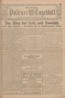 Posener Tageblatt. Jg.53, Nr. 555 (27 November 1914) + dod.