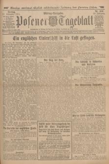 Posener Tageblatt. Jg.53, Nr. 556 (27 November 1914)