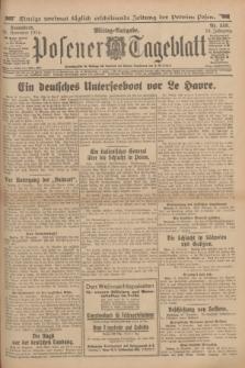 Posener Tageblatt. Jg.53, Nr. 558 (28 November 1914)