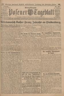 Posener Tageblatt. Jg.53, Nr. 562 (1 Dezember 1914)