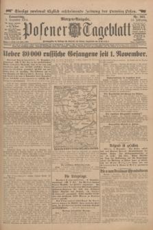 Posener Tageblatt. Jg.53, Nr. 565 (3 Dezember 1914) + dod.