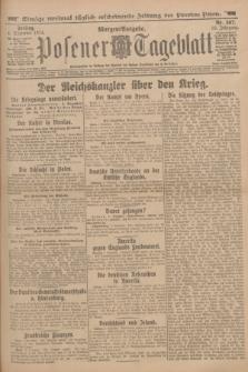 Posener Tageblatt. Jg.53, Nr. 567 (4 Dezember 1914) + dod.