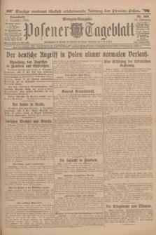 Posener Tageblatt. Jg.53, Nr. 569 (5 Dezember 1914) + dod.