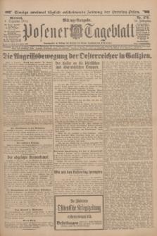 Posener Tageblatt. Jg.53, Nr. 576 (9 Dezember 1914)