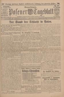 Posener Tageblatt. Jg.53, Nr. 577 (10 Dezember 1914) + dod.