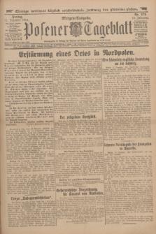 Posener Tageblatt. Jg.53, Nr. 579 (11 Dezember 1914) + dod.