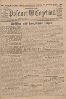 Posener Tageblatt. Jg.53, Nr. 585 (15 Dezember 1914) + dod.