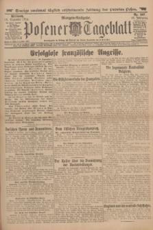Posener Tageblatt. Jg.53, Nr. 587 (16 Dezember 1914) + dod.