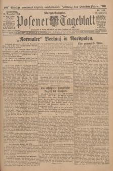 Posener Tageblatt. Jg.53, Nr. 589 (17 Dezember 1914) + dod.