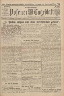 Posener Tageblatt. Jg.53, Nr. 593 (19 Dezember 1914) + dod.
