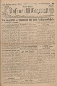 Posener Tageblatt. Jg.53, Nr. 597 (22 Dezember 1914) + dod.